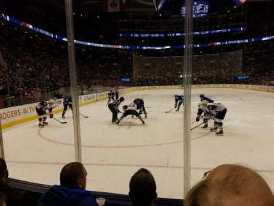 Air Canada Centre, section: 103, row: 7, seat: 8