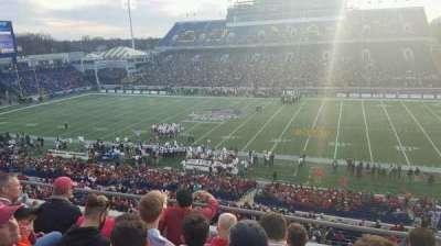 Navy-Marine Corps Memorial Stadium section 126