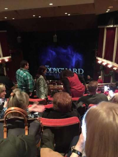 Paper Mill Playhouse Section Mezzanine Row Hh Seat 14