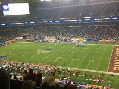Hard Rock Stadium, section: 342, row: 9, seat: 17
