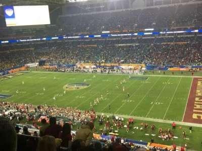 Hard Rock Stadium, section: 342, row: 9, seat: 17