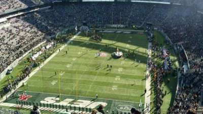 MetLife Stadium, section: 349, row: 19, seat: 22