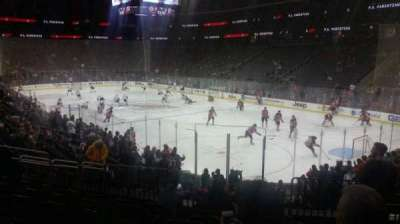 Prudential Center, section: 11, row: 16, seat: 2