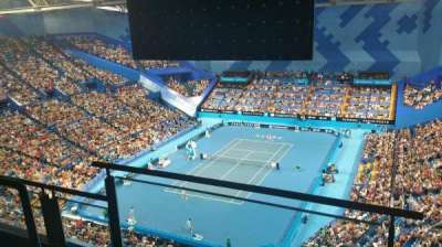 Perth Arena, section: 402, row: B, seat: 19