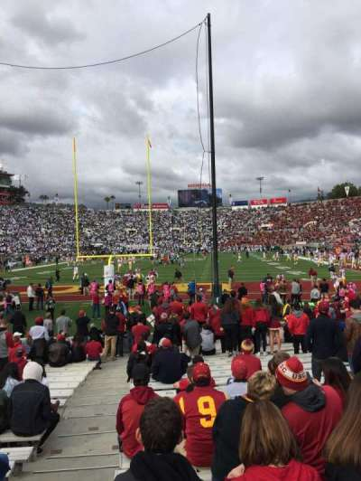 Rose Bowl section 26-H