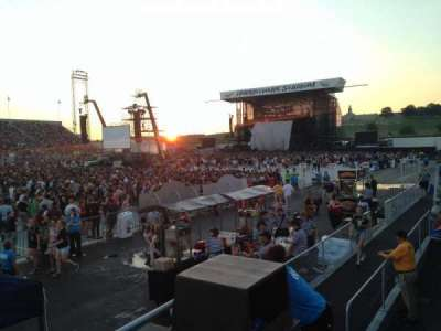 Hershey Park Stadium, section: 30, row: 1