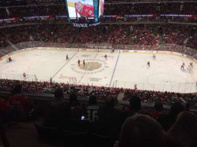 United Center, section: 333, row: 5, seat: 14