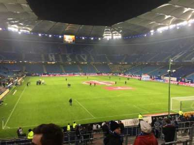 Volksparkstadion, section: 26a