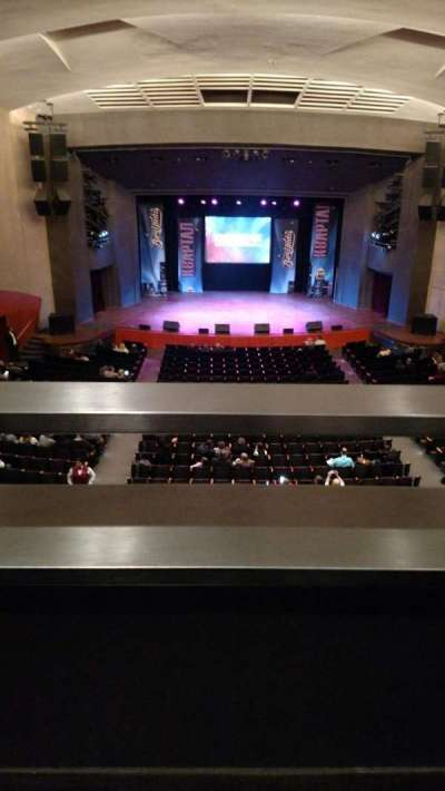 Kings Theatre, section: Messamine, row: A, seat: 110