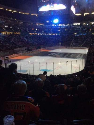 Rogers Place, section: 126, row: 20, seat: 16