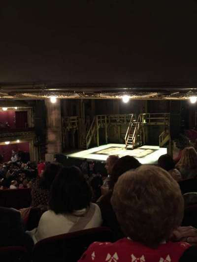 PrivateBank Theatre section Dress Circle R