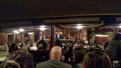 PrivateBank Theatre, row: ZZ, seat: 05