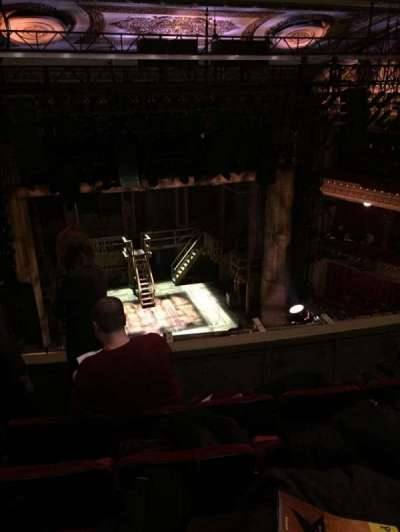 PrivateBank Theatre, section: Balcony LC, row: D, seat: 417