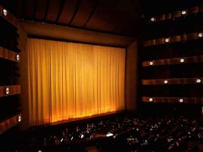 David H. Koch Theater, section: 2ring, row: A, seat: 27