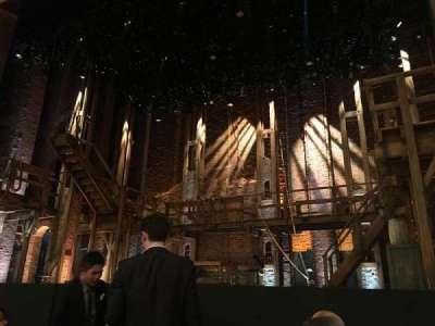 PrivateBank Theatre, section: Orchestra R, row: E, seat: 2
