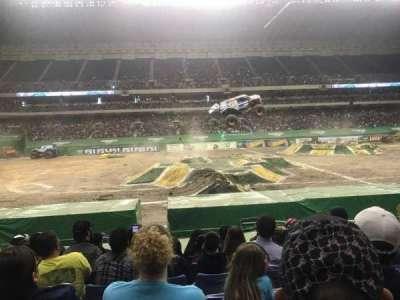 Alamodome, section: 114, row: 15, seat: 5
