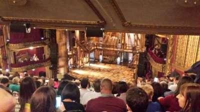 PrivateBank Theatre, section: Mezz-R, row: M, seat: 12