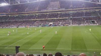 Aviva Stadium, section: 304