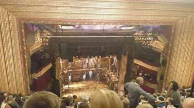 PrivateBank Theatre, section: Balcony LC, row: L, seat: 417