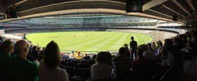 Melbourne Cricket Ground section N13