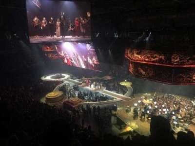 Mohegan Sun Arena section 104