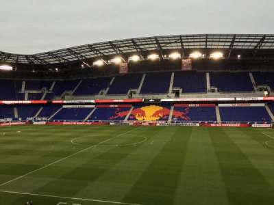 Red Bull Arena section 110