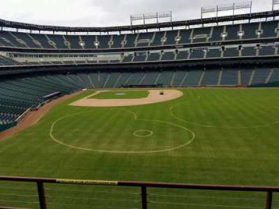 Globe Life Park in Arlington, section: 249, row: 3, seat: 1