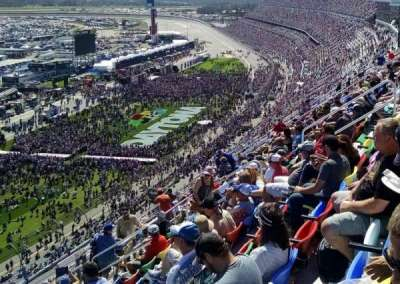 Daytona International Speedway, section: 438, row: 38, seat: 17