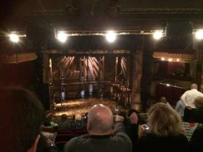 PrivateBank Theatre section Mezzanine LC