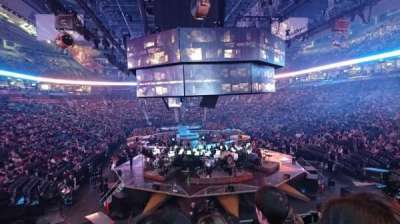 Air Canada Centre, section: 114, row: 22, seat: 6