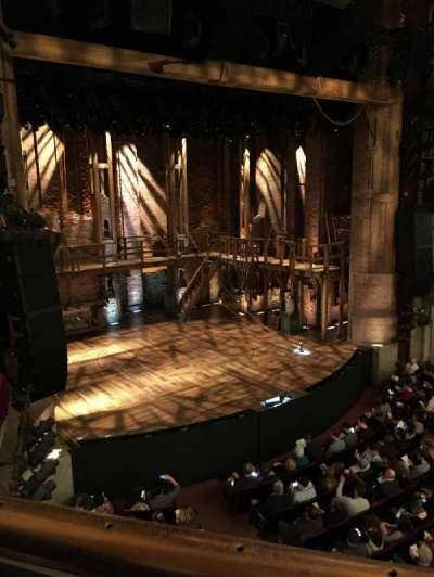 PrivateBank Theatre, section: MEZZ-L, row: A, seat: 11