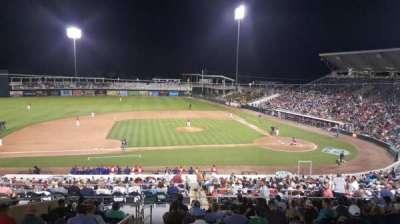Hammond Stadium, section: 214, row: 302, seat: 19