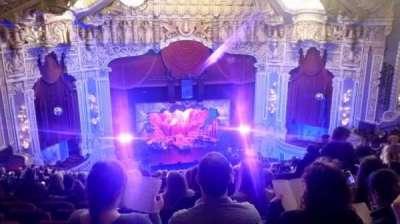 Oriental Theatre, section: BALCCLC, row: U, seat: 331