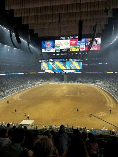 NRG Stadium, section: 323, row: J, seat: 2