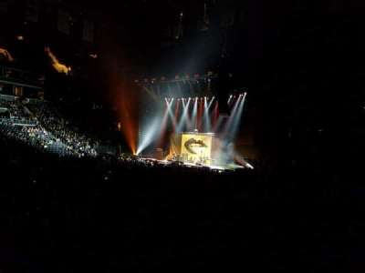 Barclays Center, section: 9, row: 15, seat: 12