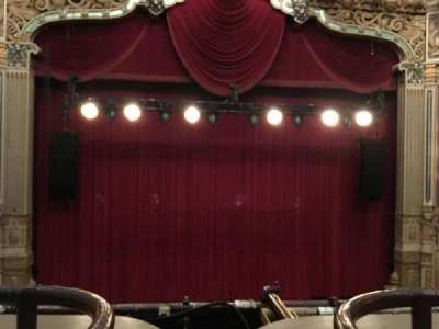 Oriental Theatre section LOGE-C