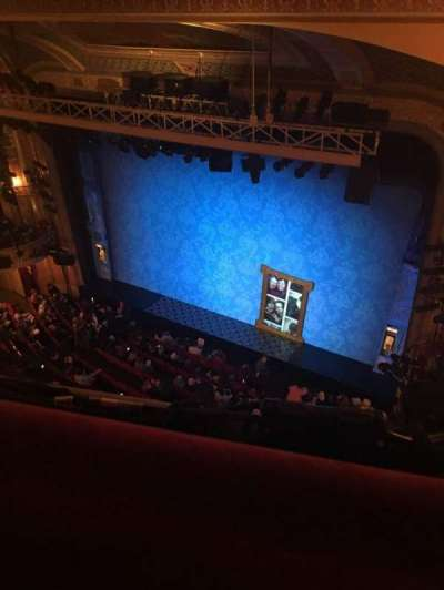 Walter Kerr Theatre section Balc Right