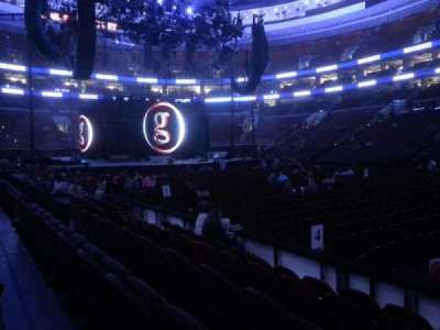 Wells Fargo Center, section: 102, row: 5, seat: 13