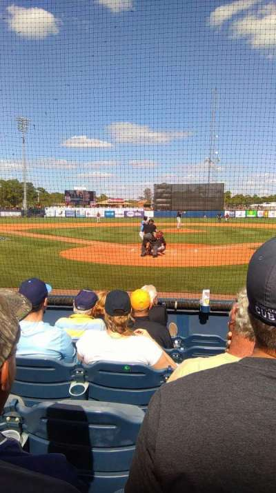 Charlotte Sports Park, section: 108, row: 6, seat: 5