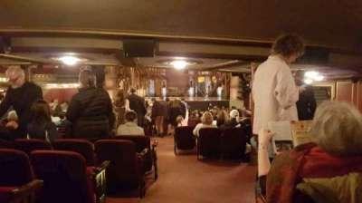 CIBC Theatre, section: orchestra r, row: zzz, seat: 2
