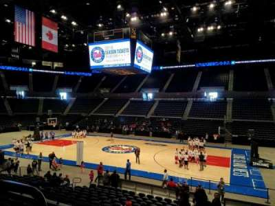 Nassau Veterans Memorial Coliseum, section: 101, row: 6, seat: 14