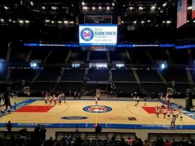 Nassau Veterans Memorial Coliseum, section: 17, row: 7, seat: 7