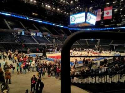 Nassau Veterans Memorial Coliseum, section: 21, row: 1, seat: 1