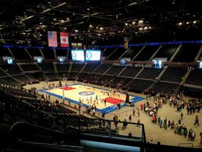 Nassau Veterans Memorial Coliseum, section: 238, row: 6, seat: 9