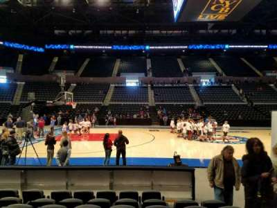 Nassau Veterans Memorial Coliseum, section: 4, row: 7, seat: 3