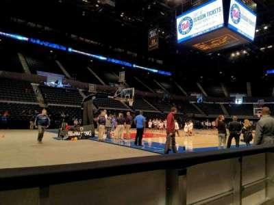 Nassau Veterans Memorial Coliseum, section: 6, row: 1, seat: 3