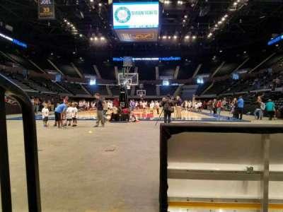 Nassau Veterans Memorial Coliseum, section: 10, row: 1, seat: 2