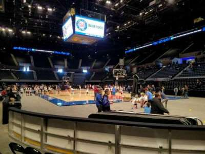 Nassau Veterans Memorial Coliseum, section: 12, row: 3, seat: 8