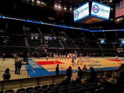 Nassau Veterans Memorial Coliseum, section: 19, row: 8, seat: 9