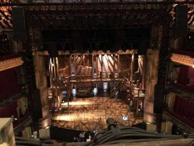 PrivateBank Theatre, section: Balcony LC, row: A, seat: 401